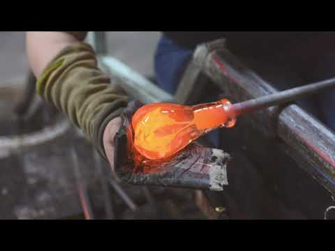 How We Make Glass Paperweights - The Art Of Glass Making - Bath Aqua Glass