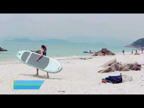 ANCHEER Inflatable SUP Stand Up Paddle Board 4cc471fb5
