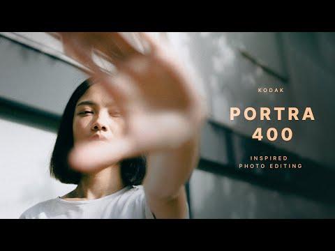 Kodak Portra 400 | แต่งภาพโทนฟิล์มด้วย Lightroom