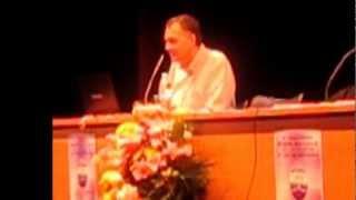 04-03-2012 Luis Silva Primeros 15 minutos de su ponencia en Alcobendas