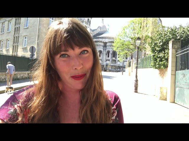 Best of Paris 2018 Nomination - Krystal Kenney
