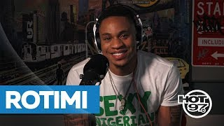 Rotimi Speaks On Justine Skye & SuperHead Rumors, + 'Jeep Music' Vol.1