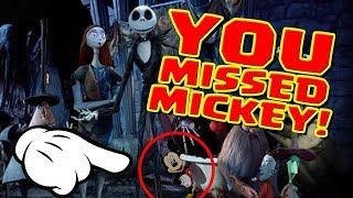 The Nightmare Before Christmas Everything You Missed