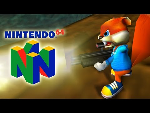 10 great N64 games that still hold up today!