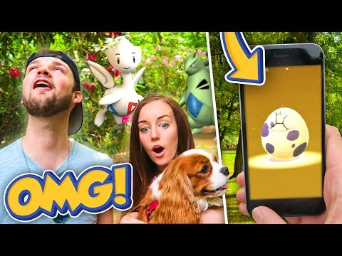 BRAND NEW EVENT - BEST UPDATE IN AGES! - Pokemon GO (Rock Event Luck!)