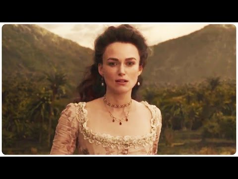Pirates of the Caribbean 5 Elizabeth Swann Reveal Trailer (2017) Johnny Depp Movie HD