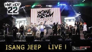 R2A - 2014 - HIP HOP 22,   ISANG JEEP LIVE @ABRA2013