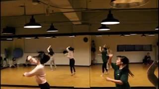 Titanium-David Guetta(ft. Sia) | Minji Choreography | Peace Dance