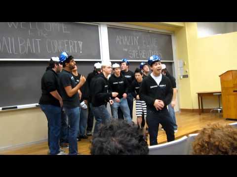 Washington University Stereotypes - Boy band Mashup!
