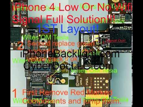 Iphone  Wifi Problems Weak Signal