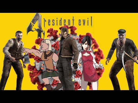 Resident Evil 4 Review: Coronavirus In Spain Simulator.