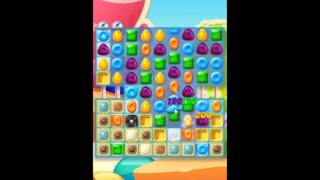 Candy Crush Jelly Saga Level 218 - NO BOOSTERS