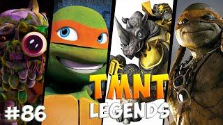 Черепашки-Ниндзя: Легенды. Прохождение #86  FINAL Bosses (TMNT Legends IOS Gameplay 2016