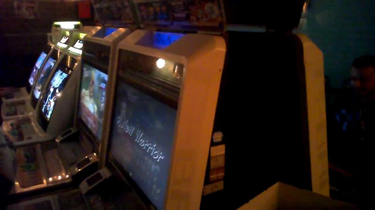 borne arcade bruxelles