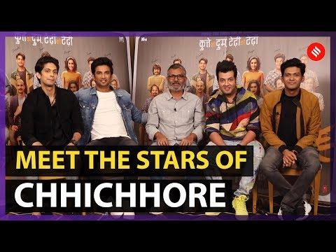 Chhichhore Cast Interview | Sushant Singh Rajput | Sharaddha Kapoor | Nitesh Tiwari Mp3