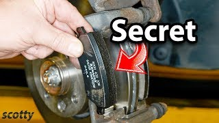 Doing This Will Make Your Brakes Last Twice as Long