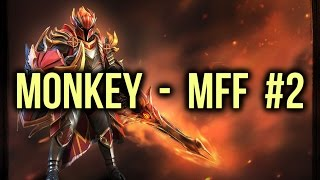 Monkey Business vs MFF (Monkey Freedom Fighters) Dota 2 Highlights The defense 2015 Game 2