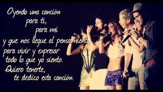 RBD - Una Canción (Letra)