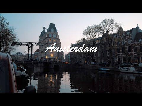 Dji Osmo Pocket Amsterdam Cinematic