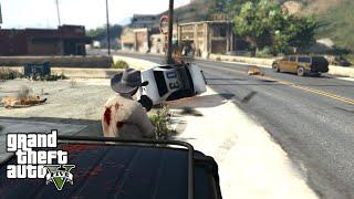 GTA 5 Online PC | Robbery Roundup | REDNECK STYLE