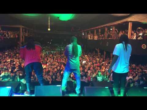 T.O.K Footprints + Dj Pekeño /  Jamming Festival 2016 / Bogota Colombia