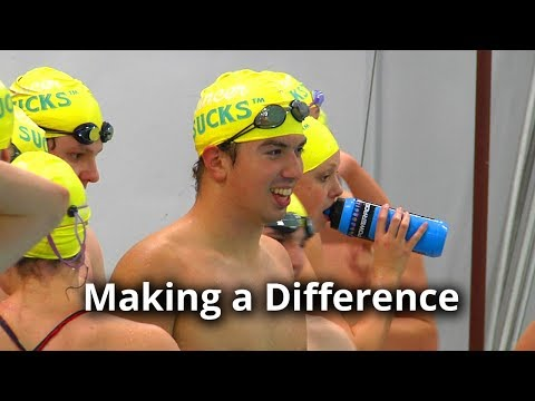 Nazareth College Athletics: Making a Difference