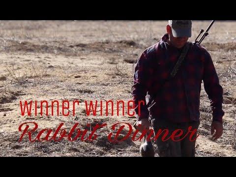 Rabbit Hunting Australia - Winner Winner Rabbit Dinner