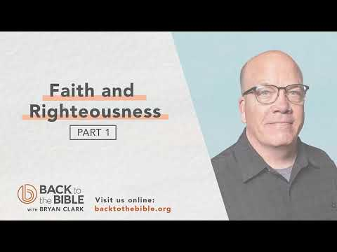 Ignite Your Faith: Genesis 12-25 - Faith and Righteousness pt. 1 - 5 of 25