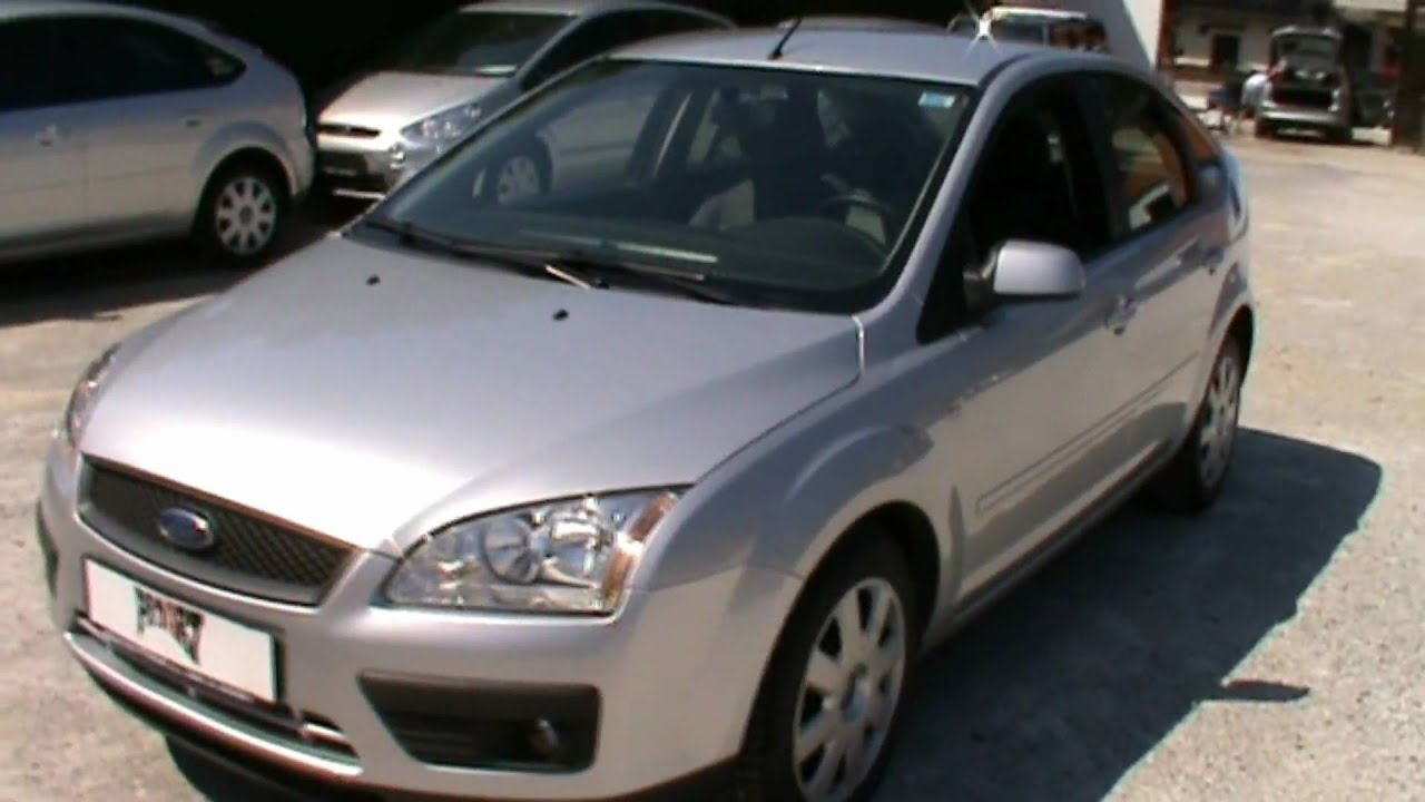 2008 ford focus 1 8 tdci trend full review start up engine and in rh youtube com 2007 Ford Focus Service 2007 Ford Focus Service Book