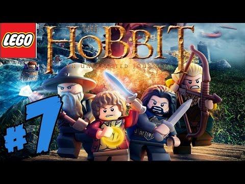 LEGO el Hobbit - Capitulo 7 - Los acertijos de Gollum - Guia Completa Español