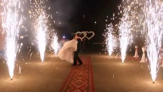 Свадебная пиротехника