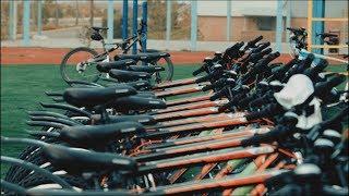 Грантовый проект «Твой безопасный велосипед для экологии твоего города и твоего здоровья!»
