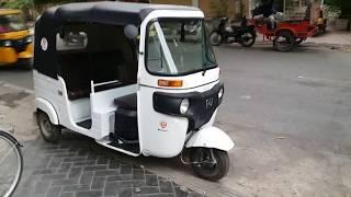 Bajaj RE Auto Rickshaw Continueing review.