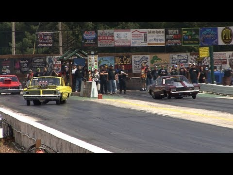 BIG TIRE No Prep RACING - Ozark Raceway Park