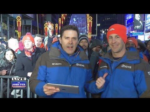 Brandon Stokley joins Lionel Bienvenu for 7NEWS Super Bowl coverage