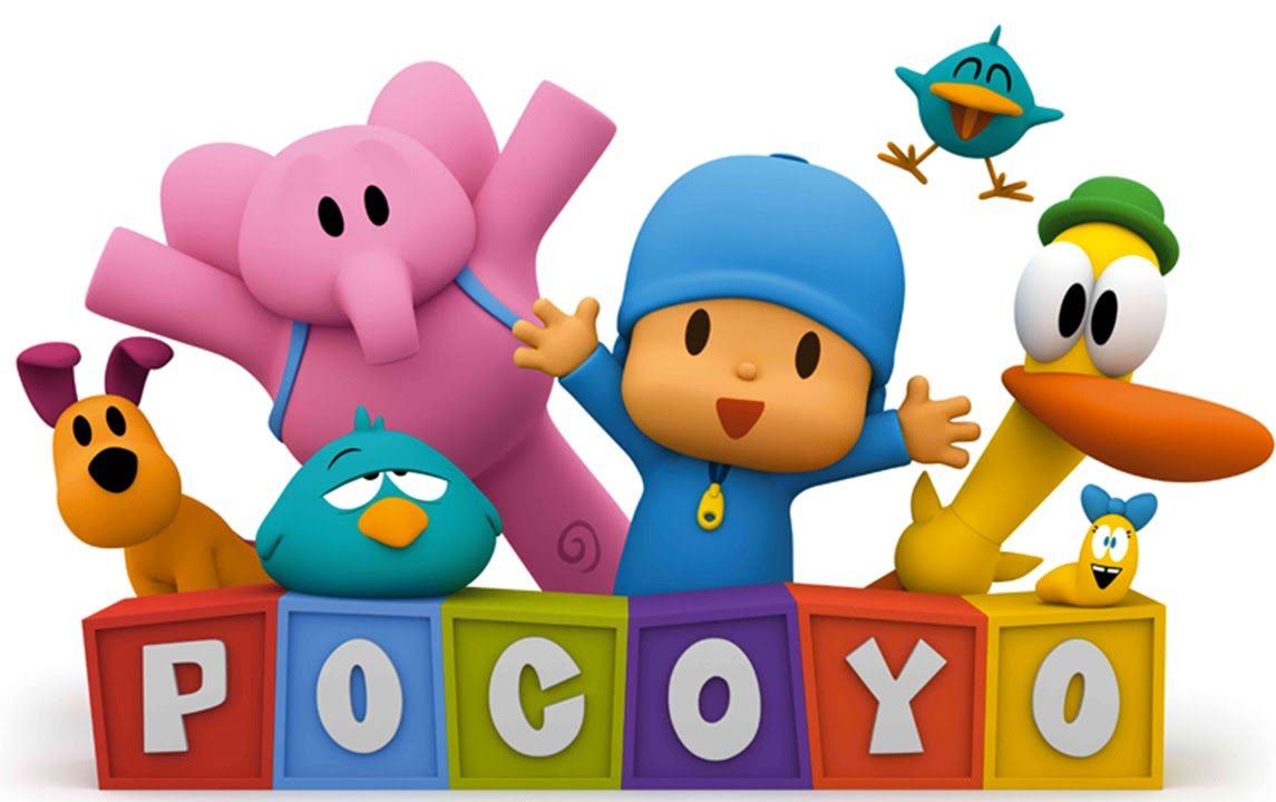 Pocoyo New Full Episodes Of Pocoyo In English For Kids Fructa Movie Games For Children 2014