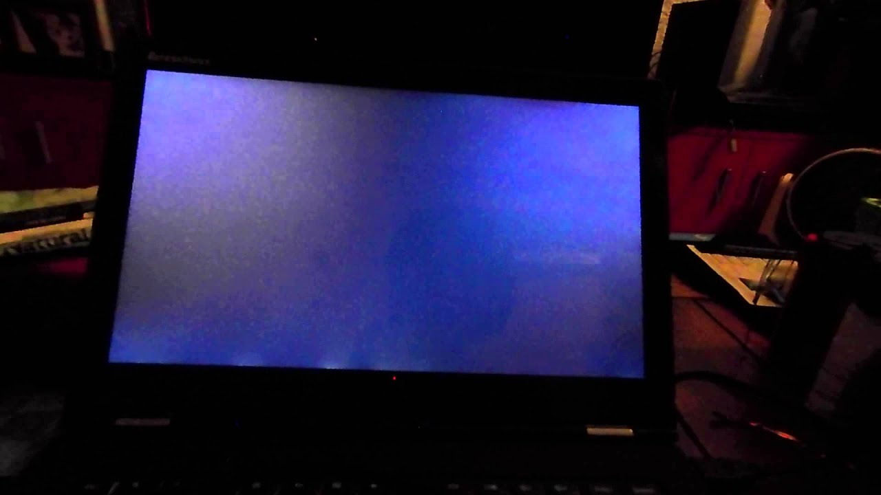 yoga 2 pro screen flicker