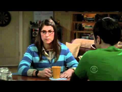 Sheldon and Amy create a rumor