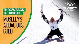 An Audacious Move For Skiing Gold at the Nagano 1998 Olympics | Throwback Thursday