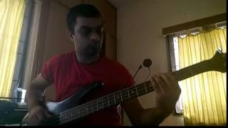 Download Hindi Video Songs - Kadhal Sadugudu | Alaipayuthe |Aye Udi udi |Saathiya |Bass Guitar jam