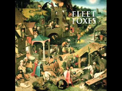 Fleet Foxes-Blue Ridge Mountains