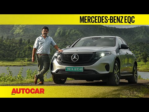 2020 Mercedes-Benz EQC India review - Luxury goes electric | First Drive | Autocar India