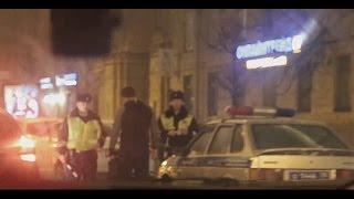 ДПС vs Блатные номера / ООО АМР ААА