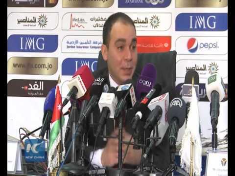 British coach Harry Redknapp leads Jordan to reach World Cup