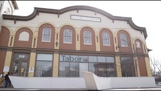 Overview of Tabor Community Service