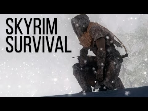 Skyrim's Survival Mode is Here and Costs $8*