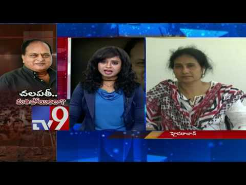 Actor Chalapathi Rao comments : Women's groups file case - TV9