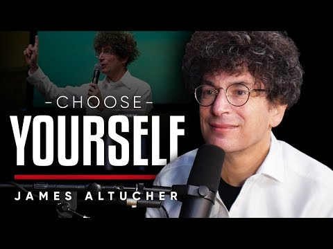 James Altucher - Choose Yourself: How To Turn Your Vulnerability Into Freedom