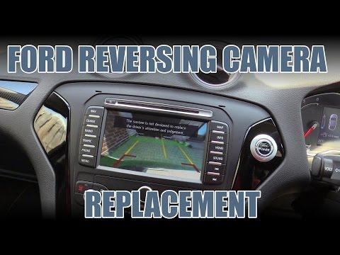 SDG CAR #03 Reversing Camera Replacement - Ford Mondeo Mk4