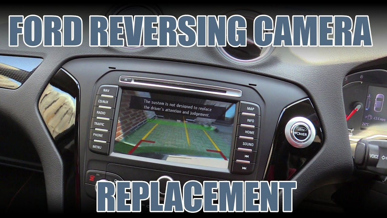 sdgcar  03 reversing camera replacement